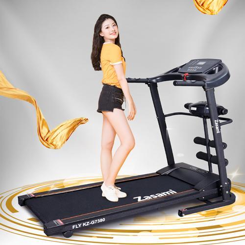 Có nên dùng máy chạy bộ điện thể dục tại nhà?